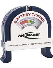 Batterijtester capaciteitsweergave Batterijtester.