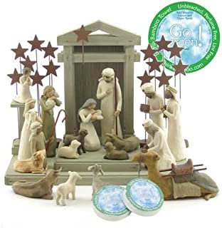 Best 21 piece nativity set Reviews