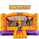 Blast Zone Superstar - Inflatable Bounce House with Blower - Large -...