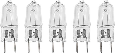 SOLUSTRE G8, halogeenlampen, 120 V, 20 W, geschikt voor onder de kast, magnetron, fornuis, keukenapparaat, vervangverlicht...