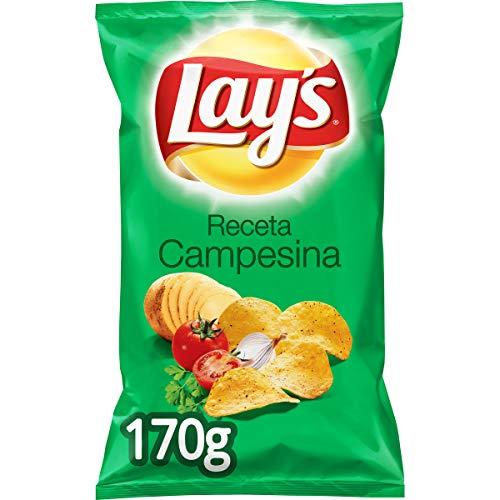 Lay's Patatas Fritas Campesinas - 170 gr