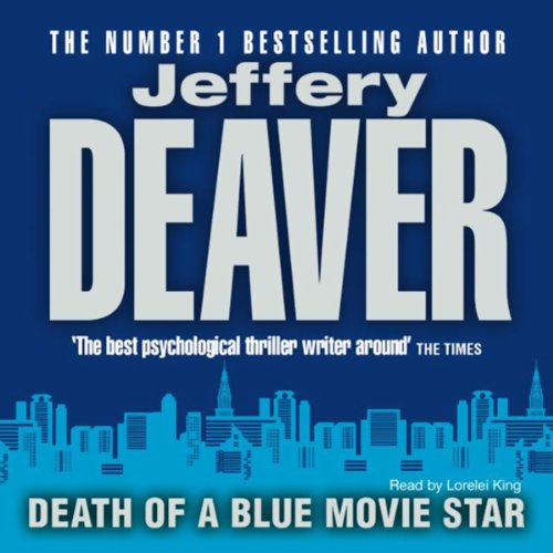 Death of a Blue Movie Star cover art