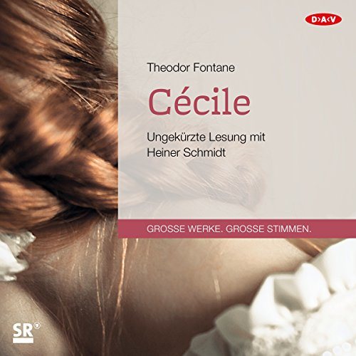 Cécile audiobook cover art