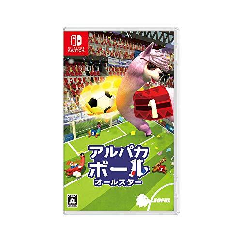 アルパカボール オールスター - Switch (【初回封入特典】スペシャルシールシート & 【Amazon.co.jp限定特典】PC壁紙セット 同梱)