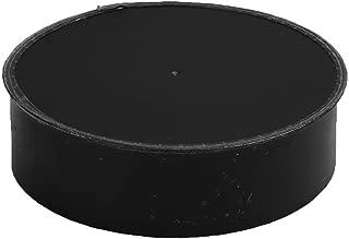 Speedi-Products SP-BC 07 7-Inch Diameter 24-Gauge Black Stove Pipe Cap