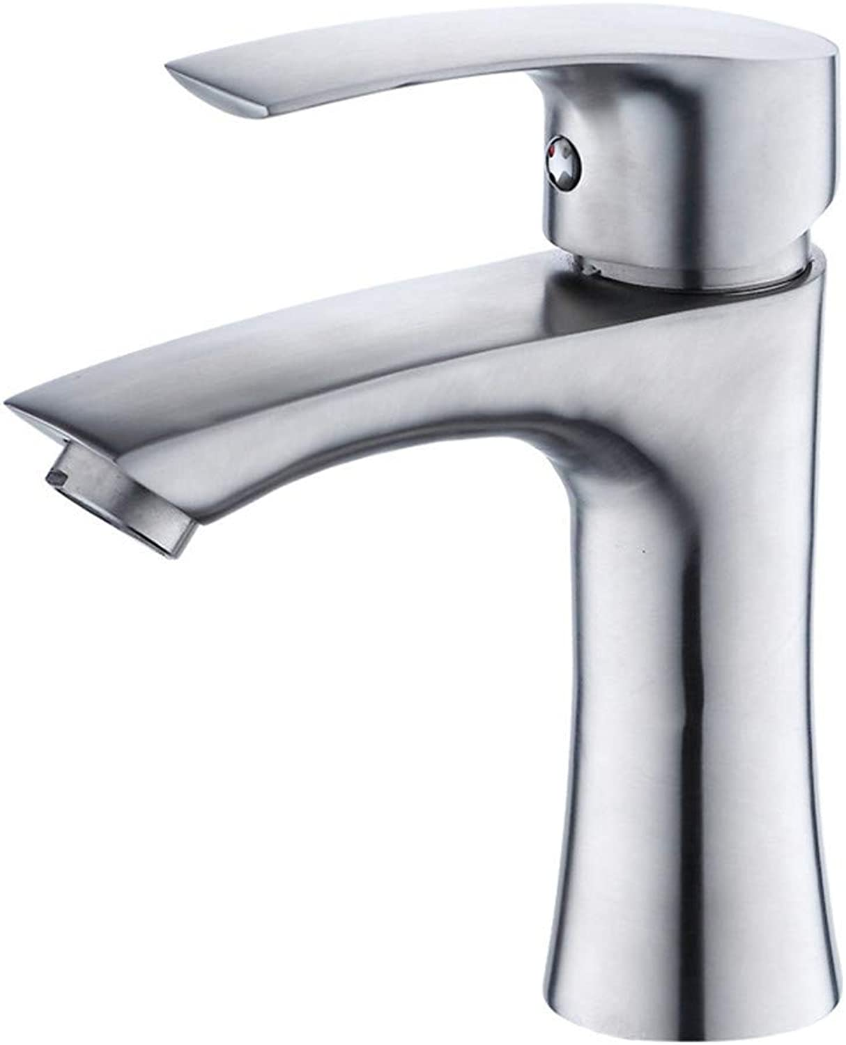 Decorry Mixer 304 Stainless Steel Basin Heeled Toilet Basin Faucet WashbasinS65-UE6589321747