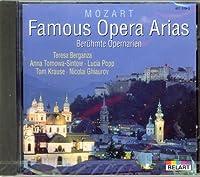 Mozart;Famous Arias