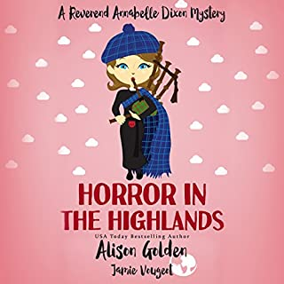 Horror in the Highlands audiobook cover art