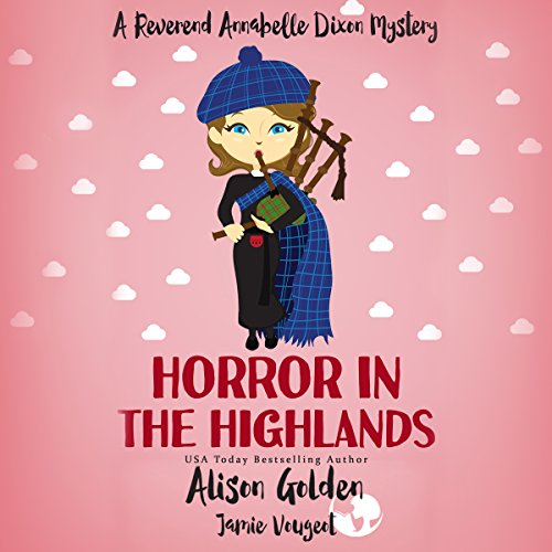 Horror in the Highlands cover art