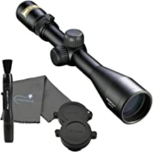 Nikon Prostaff Rimfire II 3-9x40 BDC 150 Scope (16329), Matte Black Bundle with a Lens Pen and a Lumintrail Cleaning Cloth