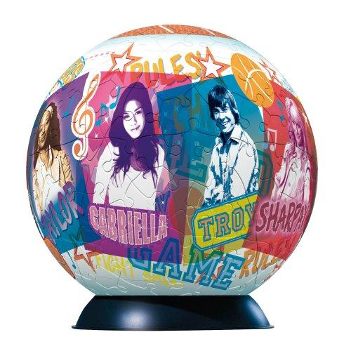 Ravensburger Italy Puzzleball Pezzi 240 High School Musical Giochi e Giocattoli, Multicolore, 4005556110544