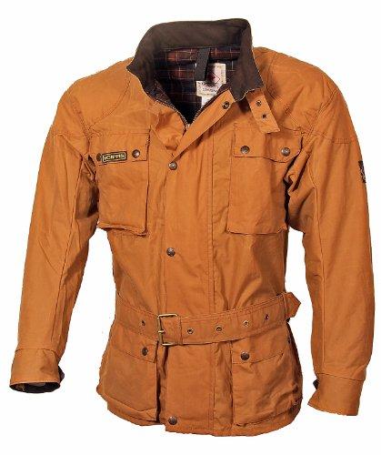 SCIPPIS Australian Adventure Wear Belmore Jacket Light, L, tan