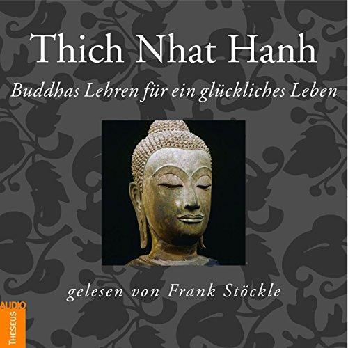 Buddhas Lehren für ein glückliches Leben Titelbild