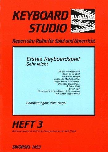 Erstes Keyboardspiel Bd 3. Keyboard