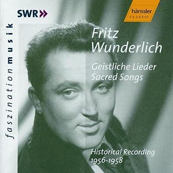 Wunderlich: Sacred Songs