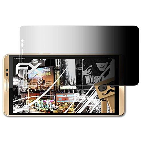 atFolix Blickschutzfilter kompatibel mit Allview P8 eMagic Blickschutzfolie, 4-Wege Sichtschutz FX Schutzfolie