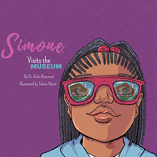 Simone Visits the Museum audiobook cover art