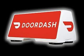 Door Dash LED Lighted Car Sign