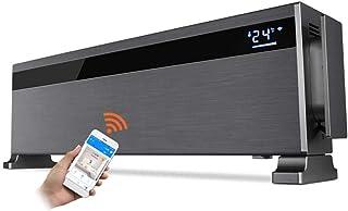 Radiador eléctrico MAHZONG Inicio Control Remoto Inteligente Ahorro de energía Electric Radiator Office Calentador