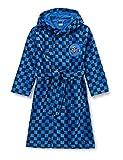 Schiesser Bademantel Robe de Chambre, Bleu, 98 cm Fille