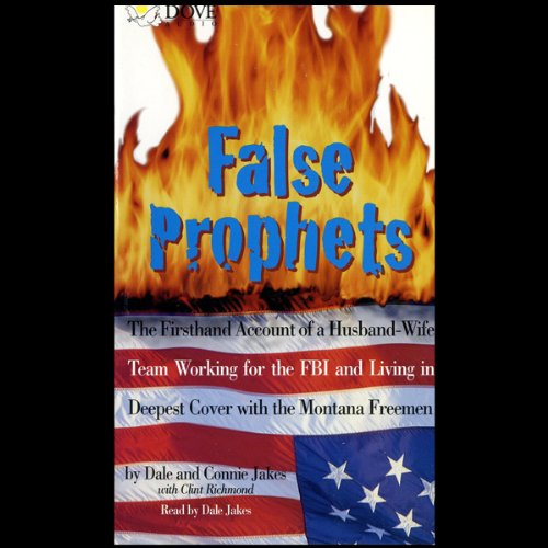 False Prophets audiobook cover art