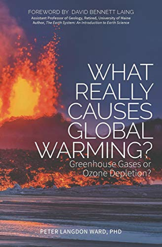 What Really Causes Global Warming?: Greenhouse Gases or Ozone Depletion? (English Edition)