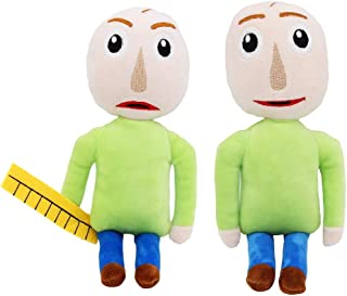 LuLezon Set of 2 Baldi's Basics in Education and Learning Plush Figure Stuffed Toy 10 inch