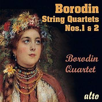 Borodin String Quartets Nos. 1 & 2