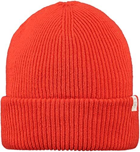 Barts Kinabalu Beanie Orange, Kopfbedeckung, Größe One Size - Farbe Orange