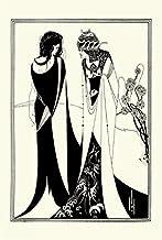 BiblioArt Series オーブリー・ビアズリー「ヨカナーンとサロメ」 ジークレープリント(額絵)