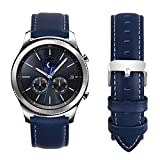Fullmosa Compatible Samsung Galaxy 46mm/Gear S3 Frontier/Classic Watch Bands,...