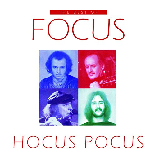 Hocus Pocus/Best of Focus/Vinyle Noir Audiophile 180gr