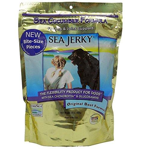 NutriSea Sea Jerky Bag  30 CT