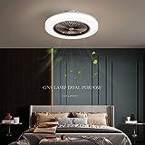 Zoom IMG-1 behwu illuminazione ventilatori a soffitto