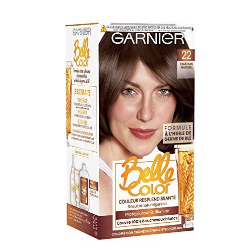 Garnier -Belle Color- Colorazione permanente castano