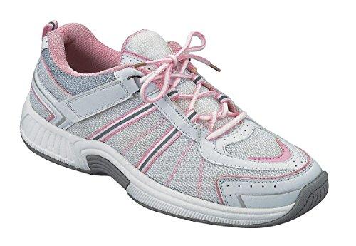 Orthofeet Comfortable Diabetic Achilles Tendonitis Heel Pain...