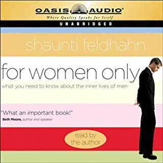 For Women Only audiobook cover art