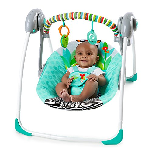 51LWezD1QrL 9 of the Best Baby Swing for Small Spaces (Apartments) 2021