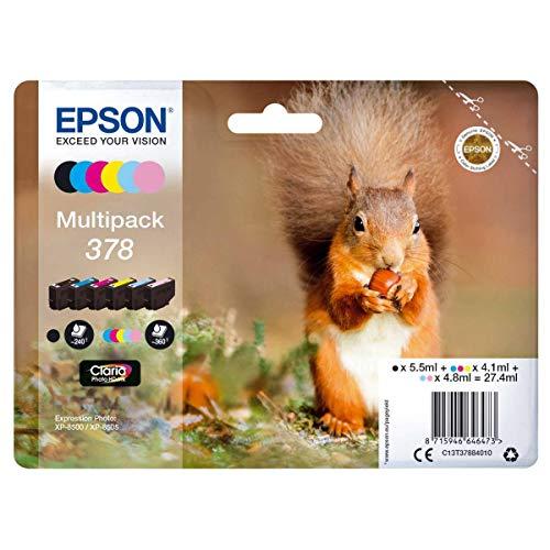 Epson -   Original 378 Tinte