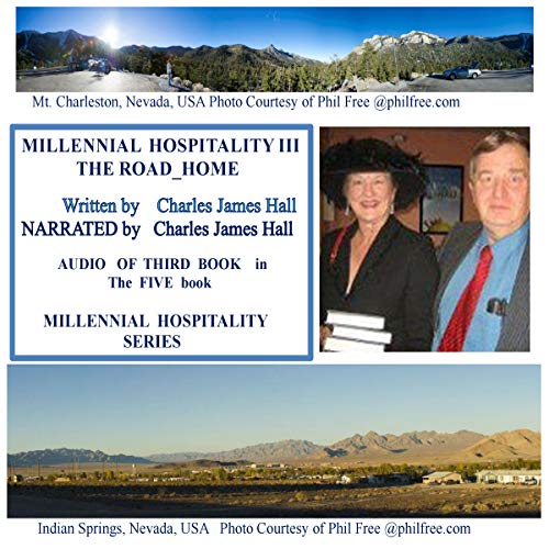 Millennial Hospitality III: The Road Home audiobook cover art