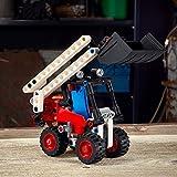 Immagine 1 lego technic bulldozer e bolide