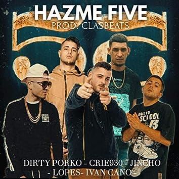 Hazme Five (Remix)