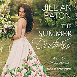 The Summer Duchess Titelbild