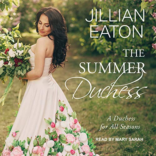The Summer Duchess audiobook cover art
