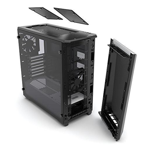 Build My PC, PC Builder, Phanteks PH-EC416PSTG_BW
