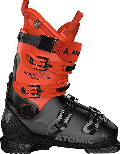 Atomic HAWX Prime 130 S Skischuhe Unisex Erwachsene, Schwarz - Negro y Rojo - Größe: 46.5 EU