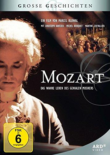 Grosse Geschichten: Mozart - Das wahre Leben des genialen Musikers [3 DVDs]
