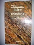 Histoire de la geologie
