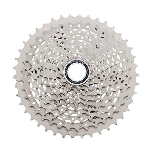JGbike Shimano 10 Speed Cassette Deore M4100 11-42T for Road MTB cyclecross Mountain Gravel Bike, Fat Bike, e-Bike