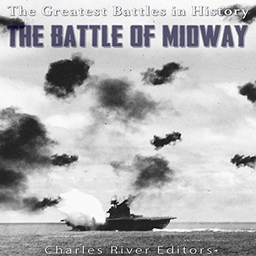 The Battle of Midway audiobook cover art